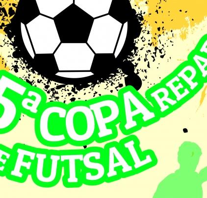 Copa REPAR de Futsal - Tabela e Classificação atualizada