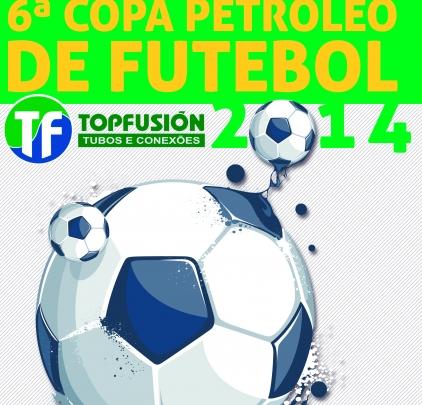 TABELA ATUALIZADA COPA PETRÓLEO DE FUTEBOL TOP FUSION