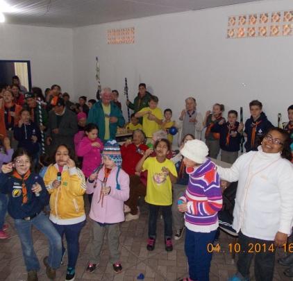 ATIVIDADES 6º Grupo Escoteiro Gralha Azul
