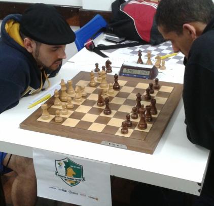 Resultado final do Torneio de XADREZ Memorial Euclides da Cunha