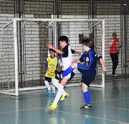 Taça Araucária de Futsal começa nesta sexta