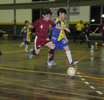 4ª Taça Araucária de Futsal começa com 900 inscritos